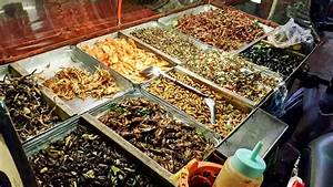 Street Food No More: Bug Snacks Move To Store Shelves In ...