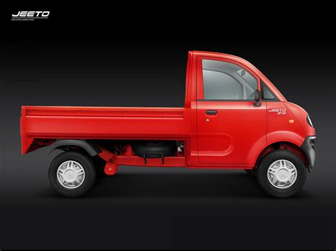 mahindra jeeto mini truck side vehicles trucks launched lakh rs cng india commercial vehicle cargo team carrier load bhp engine