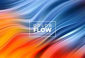 Modern, Colorful, Flow, Background