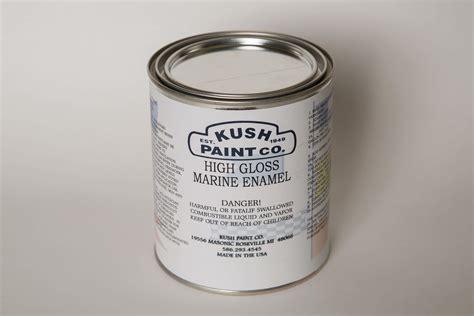 Kush Boat Paint by Kush Marine Enamel Paint Schooner Chandlery