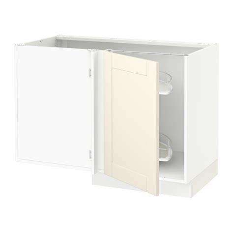 ikea kitchen corner cabinet sektion corner base cabinet po organizer white grimsl 246 v white ikea