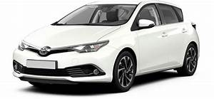 1 4 D 4D (90) 5Dr Terra Toyota Auris New Cars