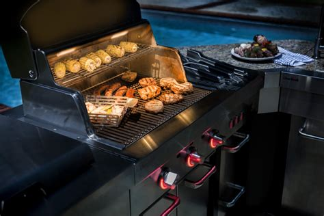 char broil offers affordable modular outdoor kitchen