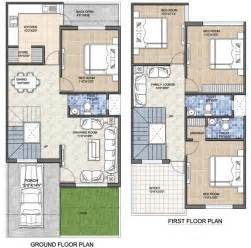 colonial floor plan 20 x 60 house plan india plans 30 40 vastu a1