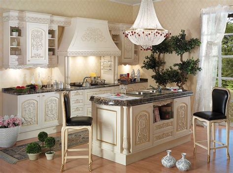 » Italian Style Kitchentop And Best Italian Classic Furniture