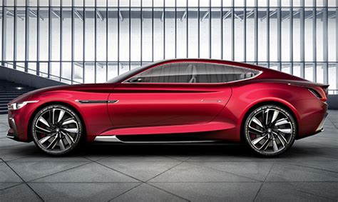MG electric sports car reportedly coming in 2021