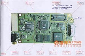 Dongxin 788 Mobile Phone Maintenance Circuit Diagram