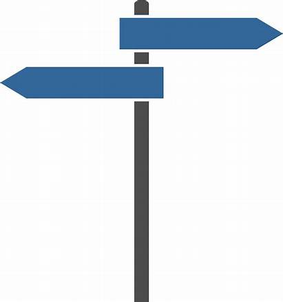 Clipart Signpost Sign Street Transparent Clip Clipground