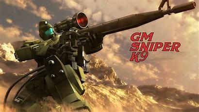 Gundam Sniper Mobile Suit 0083 Mech Stardust