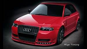 Audi A3 8l - Project  Body Kit From Miga Tuning