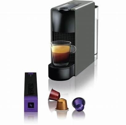 Nespresso Machines Mini Grey Essenza Intense Pure