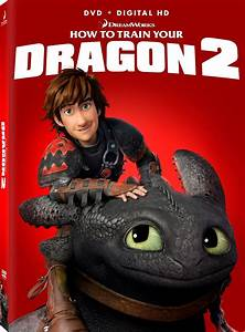 How to Train Your Dragon 2 DVD Release Date November 11, 2014