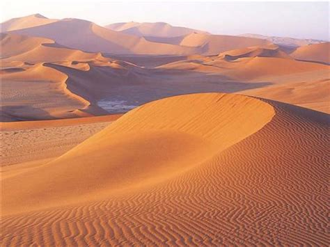 dessert des sables desert