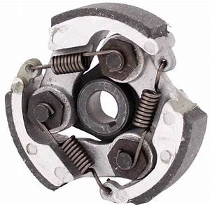 Clutch - Centrifugal  49cc  2 Stroke  Air Cooled