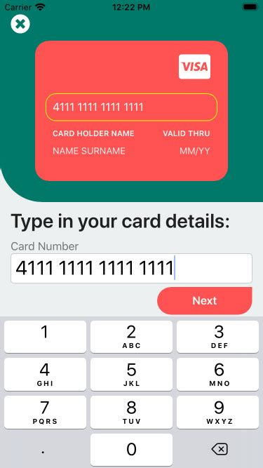 Valie empty cc numbers with cvv, expiration date, money (balance). GitHub - alexandresanlim/XamarinUI.AddCreditCard: 💳 XamarinUI add credit card template