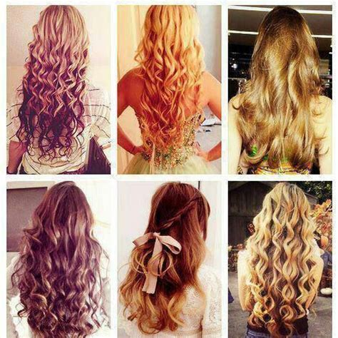 Different Types Of Hair Color by Curly Hair Different Kinds Of Color Different Kinds