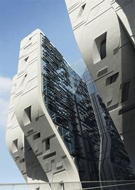 Zaha Hadid Architecture Buildings