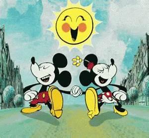 Mickeymouse Minnie GIF - Mickeymouse Minnie Love ...