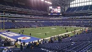 Section 148 At Lucas Oil Stadium Indianapolis Colts