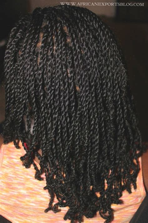 loose  strand twists styles     swoon