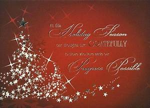 Popular business christmas cards attracting business for Company christmas cards wording