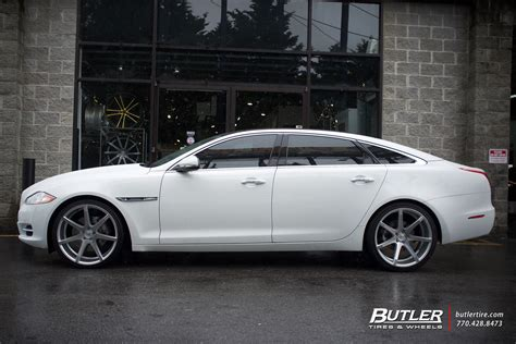 jeep wheels and tires packages jaguar xj with 22in savini bm10 wheels exclusively from