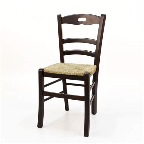 125 For Bars And Restaurants  Country Style Chair In Wood