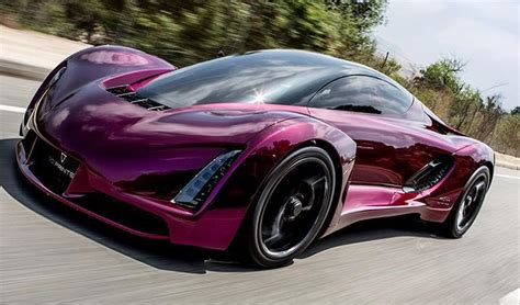 Jay Leno Drives 3dprinted Blade Supercar