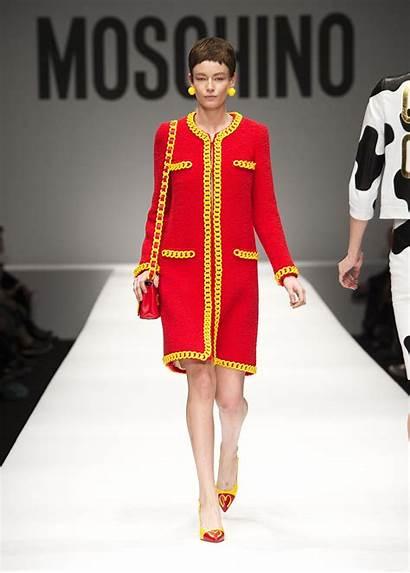 Moschino Winter Fall Autumn Trends Series Coat