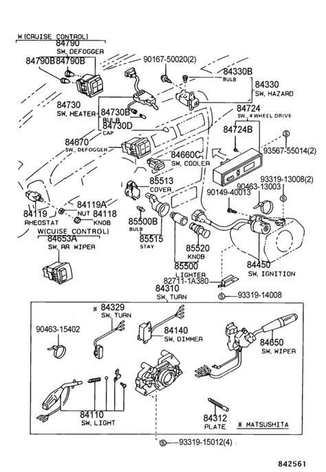 Sedan Turn Signal Switch Problem Toyota Nation Forum