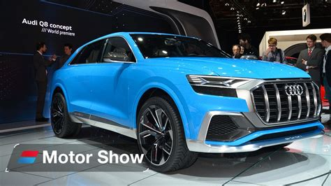 First Look At The Detroit Motor Show