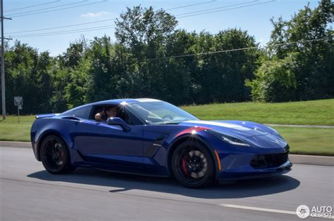 2016 C7 Corvette by Chevrolet Corvette C7 Grand Sport 11 September 2016