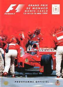Programme Grand Prix F1 : 1999 formula 1 world championship programmes the motor racing programme covers project ~ Medecine-chirurgie-esthetiques.com Avis de Voitures