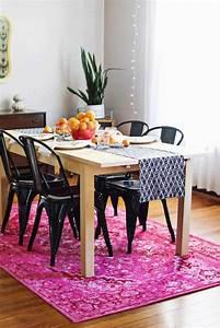 Chemin De Table Moderne : chemin de table moderne bricolage bricolage facile ~ Melissatoandfro.com Idées de Décoration