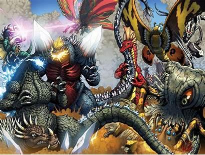 Godzilla Monsters Earth Kaiju Monster Deviantart Titanosaurus