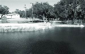 The Camp Bullis Swimming Pool  Built About 1930 And Probably Improved