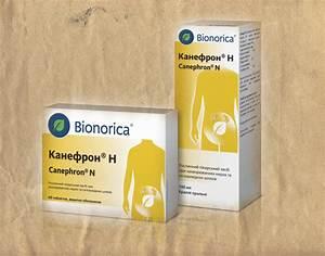 Канефрон от простатита