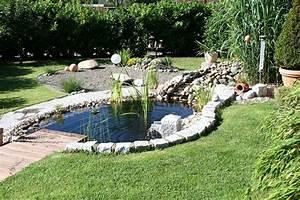 Schöner Wohnen Gartengestaltung : gartenteich anlegen bepflanzen pflegen sch ner wohnen ~ Bigdaddyawards.com Haus und Dekorationen