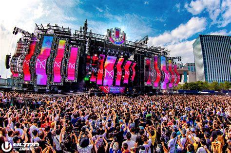 ultra festival shares beautiful island venue video