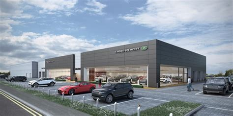 marshall jaguar land rover centre due  open  oxford