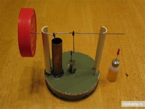 Модель двигателя своими руками. как сделать двигатель на rat rod youtube