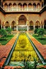 The Palace Fortress of ALHAMBRA, Spain - last stronghold ...