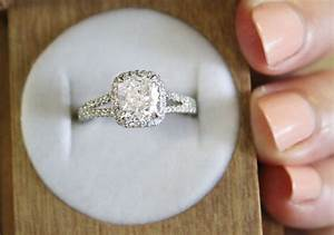 9 stunning engagement rings with surprise details With stunning wedding rings