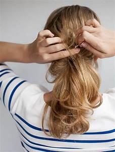 Comment Attacher Ses Cheveux : attacher cheveux mi long ~ Melissatoandfro.com Idées de Décoration