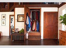 Tall Entryway Armoire — STABBEDINBACK Foyer Lovely