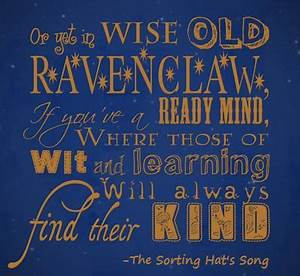 Pottermore Deutsch Test : leave a heart if you also belongs to ravenclaw we heart it harry potter ravenclaw and ~ Orissabook.com Haus und Dekorationen