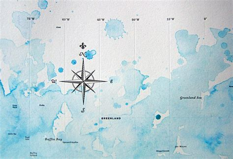 typographic world map colossal