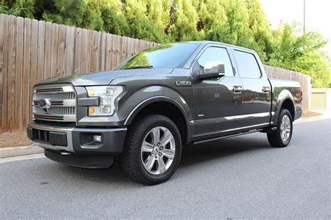 ford   platinum crew cab real world review