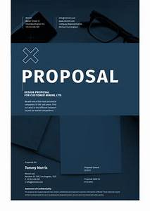 How To Create A Business Letter Minimal Design Proposal By Egotype Issuu
