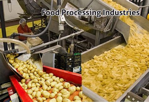 Growth Rate In Gwa In Food Processing Industry Stands At 6